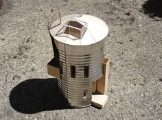 Creating Cylindrical Prefab Homes From Renovated Grain Silos