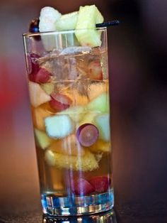 Ponche (Tequila Punch) : Recipes : Cooking Channel