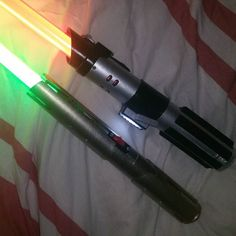 Something we liked from Instagram! Reunited for a while both sabers I designed (Darth Vader saber modeled after photo's) and printed. The Darth Vader saber was in for repairs and will be out soon again. Just thought it would be nice to post them both together. #starwars #lucasarts #lightsabers #lightsaber #saber #weaponry #weapons #darthvader #jedi #3dprinting #3dprint #3dprintable #3dprintfinishing #3d #3dprints #3dprinted #3dprinter #props #propmaking #prop #cosplay by teunkersaan check us…