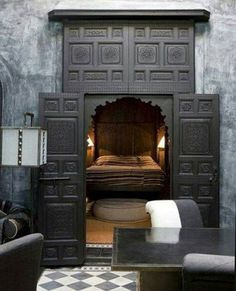 A Wonderful Secret Room