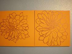 Mine, Golden flowers