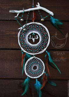 Dream Catcher Decor, Dream Catcher Mobile, Mobiles, Dreamcatchers, Driftwood Mobile, Indian Arts And Crafts, Native American Crafts, Medicine Wheel, Suncatchers