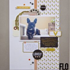 Lump, Bump and Clump!: Lovely by Mary-Ann Maldonado for A Flair for Buttons
