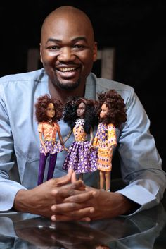 He made headlines for outselling Mattel's Barbie in his native Nigeria, and has now set his sights on the American market. Read my Forbes interview with Queens Of Africa-Black Nigerian/African Dolls founder, Taofick Okoya by Declan Eytan. Read full story www.forbes.com