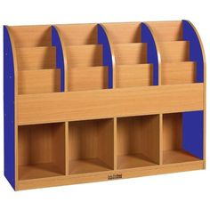 Colorful Essentials Book Stand