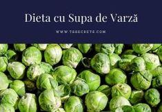 Dieta cu Supa de Varza – Cum slabesti? Sprouts, Vegetables, Food, Diet, Meal, Essen, Vegetable Recipes, Hoods, Brussels Sprouts