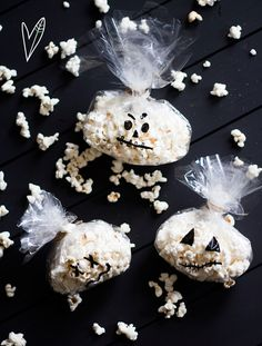 Traktatietip: Popcorn-spookjes | TGH Magazine