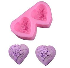Bath Beauty & Health Honest 1pc Cake Moulds Baking Pastry Chocolate Plastic Sphere Bath Bomb Water Heart Round Kitchen Bathroom Delicacies Loved By All