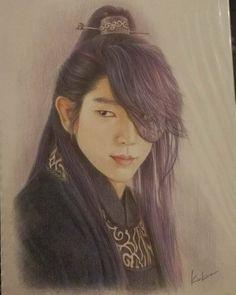 Joon Gi, Lee Joon, Korean Art, Korean Drama, Moon Lovers Drama, Kdrama, Drama 2016, Lovers Pics, Wang So