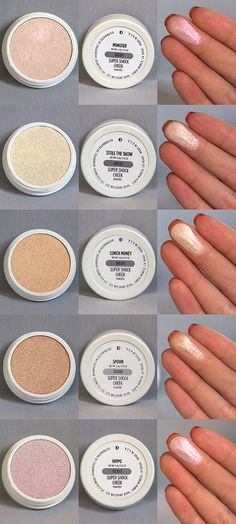 Shannon Le | Colourpop Highlighter Collection & Swatches