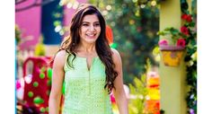 There was a time when Samantha is being seen in every film in South film industry but from few months she is not being seen [. Samantha Images, Samantha Ruth, Glamour World, Prettiest Actresses, Salwar Designs, Western Dresses, India Beauty, Indian Actresses, Women