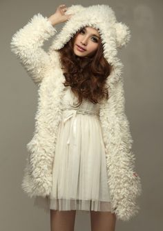 #aliexpress, #Women, #Thicken, #Fleece, #Jacket, #Fashion, #Winter, #Outerwear, #Hoodies, #Kawaii, #Hooded, #Chaquetas, #Mujer