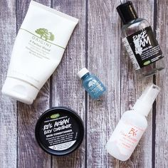 Quick reviews of my recent empties are now up on the blog http://ift.tt/1S8N198 link is in the bio. Happy Friday everyone!!  have an amazing weekend!