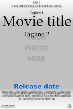 Make your own personalized movie poster!