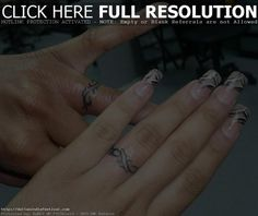 Wedding Ring Tattoos For Couples Wedding Expenses, Ring Tattoos, Couple Tattoos, Cat Tattoo, Tattoo Models, Tattoo Designs, Wedding Rings, Wedding Photography, Couples