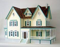 casas miniaturas - Buscar con Google
