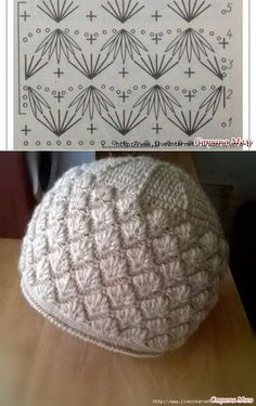 CROCHET PATTERN No. The Abby crochet beret pattern (Toddler, Child and Adult sizes) PDF pattern hat, spring beret pattern, pattern hat Newborn Crochet Hat Pattern, Easy Crochet Hat Patterns, Bonnet Crochet, Crochet Beanie Hat, Crochet Cap, Crochet Baby Hats, Crochet Clothes, Knitted Baby, Diy Crafts Crochet