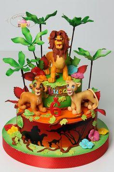 Torturi - Viorica's cakes: Lion King