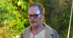 Paul Gascoigne reveals he suffered broken skull in hotel bust-up Alcohol, Stairs, Skull, England, Celebrity, Football, Bar, Rubbing Alcohol, Soccer