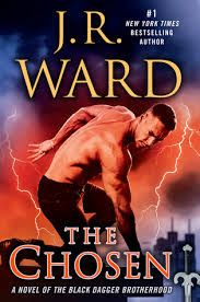 Giveaway....Win a Hardcover Copy of The Chosen by J.R. Ward