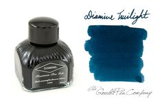 Fountain Pen Ink | Diamine Twilight - 80ml | GouletPens.com $12.95