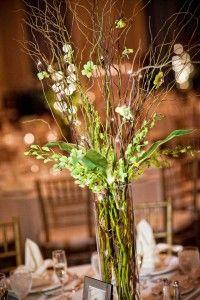 Beautiful Wedding Flowers Centerpiece. For more inspiration, follow us on Twitter - https://twitter.com/BridalMentor.