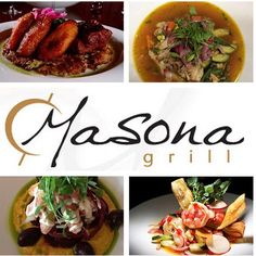 #MasonaGrill is our #MemberMonday this week! Located in West Roxbury: Think Globally, Eat Locally! Be on the lookout next March, as #MasonaGrill was one of the first restaurants to sign up for @dineoutboston!