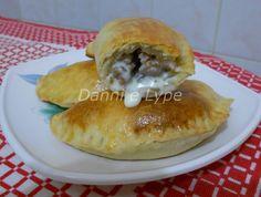 Culinária: Pastel Assado com Carne Moída