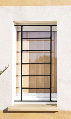 Home Window Grill Design, Window Glass Design, Window Grill Design Modern, Door And Window Design, Grill Door Design, Railing Design, Staircase Design, Design Vitrail, House Windows