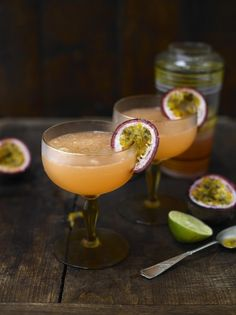 Dry passion fruit daiquiri | Jamie Oliver