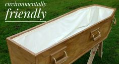 Abbey Coffins in Axminster, Devon UK are eco coffin makers. We make handmade environmentally friendly bespoke custom wooden eco pallet coffins and caskets. Funeral Caskets, Devon Uk, December Holidays, Cremation Urns, Coffin, Solid Wood, Storage, Bespoke, Halloween