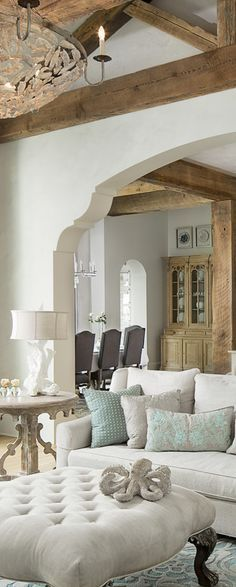 Jodie Bolgiano Interior Design - Lovely Eclectic Living Room