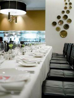 The best restaurants in Warsaw - Platter by Karol Okrasa