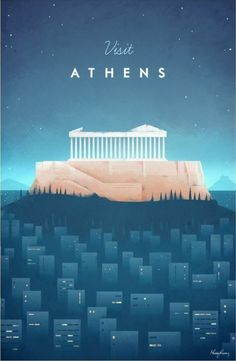 Visi Athens ~ Henry Rivers
