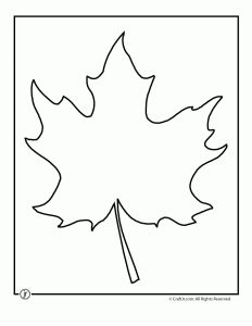 Leaf activities:  Lots of FREE leaf templates to use for crafts, worksheets, etc.
