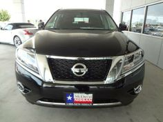 2014 Nissan Pathfinder Platinum Platinum 4dr SUV SUV 4 Doors Super Black for sale in Houston, TX Source: http://www.usedcarsgroup.com/new-nissan-for-sale