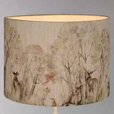 Buy Voyage Enchanted Forest Lampshade, Dia.30cm Online at johnlewis.com