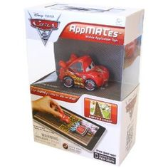 AppMATes -- Mini Cars character paired with the iTunes app. App is free.    My 3-year-old got this for his birthday and loves it! Thought I'd recommend it.