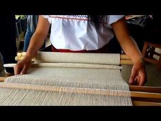 Hilanderas de Hueyapan - YouTube
