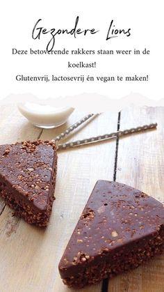 Glutenvrije - Food and Drink Healthy Cake, Healthy Sweets, Healthy Baking, Dessert Healthy, Vegan Snacks, Vegan Desserts, Dessert Recipes, Vegan Diner, Sin Gluten