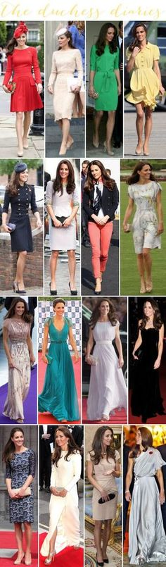 kate middleton- great style
