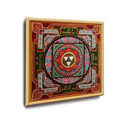 #KANAKDHARA YANTRA #ENERGETISCHE_Kunst von #Art_Heil_Studio #Dr_Mariia_Bohach (#MariRich) #kunst #malerei #regenbogen #jubilaum #muttertag #mandala #yantra #geschenk #geburtstag #meditation #art_therapie Meditation, Mandala, Playing Cards, Etsy, Vintage, Studio, Art Therapy, Rain Bow, Mother's Day