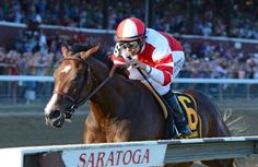 Songbird 'bigger and stronger' for Personal Ensign