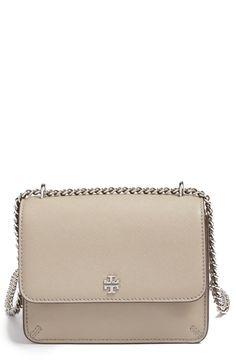 New Tory Burch Mini Robinson Convertible Leather Shoulder Bag fashion online. [$275]?@shop.seehandbags<<