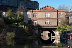 Canal House Lisson Grove, London NW8 | The Modern House