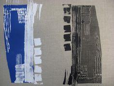 Laura Slater / #textiles #markmaking #colour