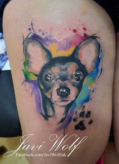 Great paw print pictures - Tattooimages.biz