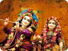 Daily Darshan (22-06-13) Sri Sri Radha Vrindavanchandraji @ISKCONNVCC, Pune