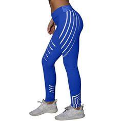 Pants for Women Waist Yoga Fitness Laser Leggings Running Gym Stretch Sports Pants Long Casual Trousers Sports Trousers, Sport Pants, Sports Leggings, Workout Leggings, Women's Leggings, Leggings Store, Cheap Leggings, Pilates, Gym Pants
