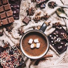 more cosiness #cup #photo #comfort #food #coffee #home #chocolate #sweet #delicious #mmm #cake